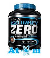 Протеин - Iso Whey Zero - BioTech - 2270 гр