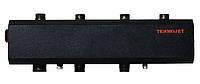 Распределительный коллектор для систем отопления в теплоизоляции СК 392.125 на 4 контура