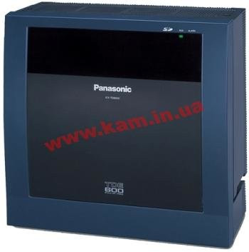 IP-АТС Panasonic KX-TDE600UC - EXE.ua by kam.in.ua, Интернет-магазин в Киеве