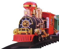 """Детская железная дорога Limo Toy на радиоуправлении """"Классический экспресс"""" 0622"""