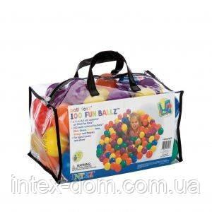 Intex Мячики 8см 49600 киев