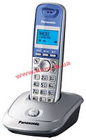 Радиотелефон Panasonic DECT KX-TG2511UAS Silver АОН, Caller ID (журнал на 50 вызовов) (KX-TG2511UAS)