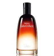 Оригинал Dior Aqua Fahrenheit 100ml Диор Фаренгейт Аква (непредсказуемый, яркий, пленительный аромат)