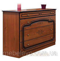 Спальня Полина комплект 5Д орех патина Світ Меблів, фото 3