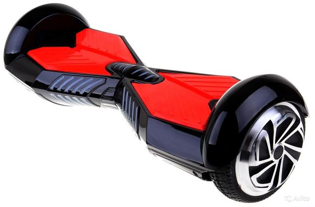 Smartway Balance Lambo black/red