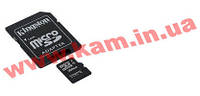Карта памяти Kingston MicroSDHC 32 GB + SD adapter (SDC4/32GB)