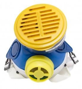 Респиратор шахтный пылевой Пульс 1 картридж (фильтр ПФ1А ткань НФП )