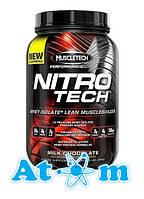 Протеин - Nitro-Tech Performance Series - MuscleTech - 908 гр