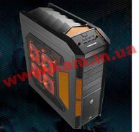 Корпус Aerocool PGS XPREDATOR Evil Black-Black/ Orange (EN56472)