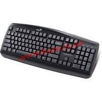 Клавиатура Genius KB-110X PS/ 2 Black CB (31300711107)