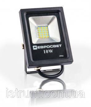 Прожектор EV-10-01 10W 95-265V 6400K 800Lm SanAn SMD PRO