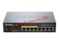 Коммутатор D-Link DGS-1008P (DGS-1008P)