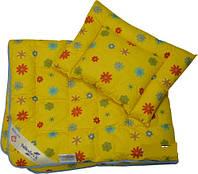 Комплект детский одеяло + подушка Малыш Billerbeck