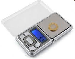 Высокоточные ювелирные весы до 100 гр. (шаг 0,01г)
