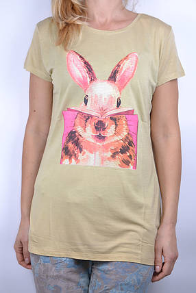 Футболка Кролик (WT1550-11)   4 шт., фото 2