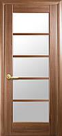 Двери межкомнатные Новый стиль Муза (золотая ольха)
