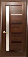 Двери межкомнатные Новый стиль Грета (каштан)