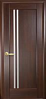 Двери межкомнатные Новый стиль Делла (каштан)