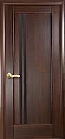 Двери межкомнатные Новый стиль Делла BLK (каштан)