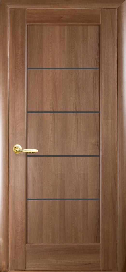 Двери Новый стиль Мира BLK золотая ольха