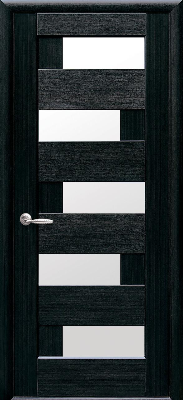Двери Новый стиль Пиана ПО венге