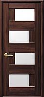 Двери межкомнатные Новый стиль Сиена ПО (каштан)