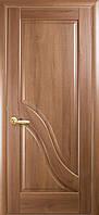 Двери межкомнатные Новый стиль Амата ПГ (золотая ольха)