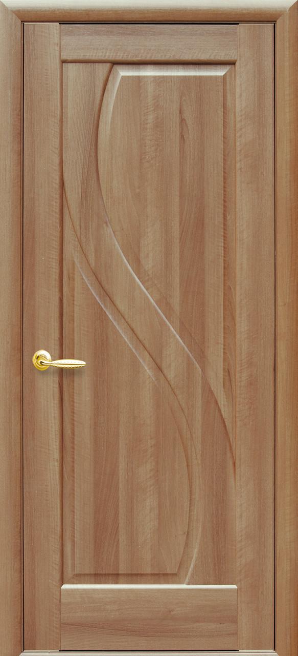 Двери Новый стиль Прима ПГ золотая ольха