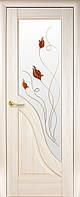 Двери межкомнатные Новый стиль Амата ПО+Р1 (ясень)