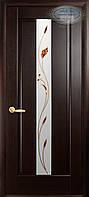 Двери межкомнатные Новый стиль Премьера ПО+Р1 (венге)