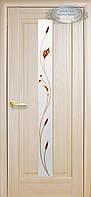 Двери межкомнатные Новый стиль Премьера ПО+Р1 (ясень)