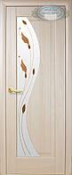 Двери межкомнатные Новый стиль Эскада ПО+Р1 (ясень)