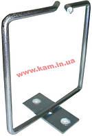 "Net""s Менеджмент кабеля, металлическое кольцо 80*80 мм, центральная фиксация (NETS-CMR-80-80)"