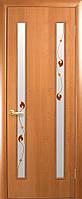 Двери межкомнатные Новый стиль Вера ПО+Р3 (ольха 3D)