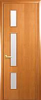 Двери межкомнатные Новый стиль Герда ПО (ольха 3d)