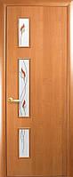 Двери межкомнатные Новый стиль Герда ПО+Р2 (ольха 3D)