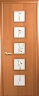 Двери межкомнатные Новый стиль Фора ПО+Р3 (ольха 3d)