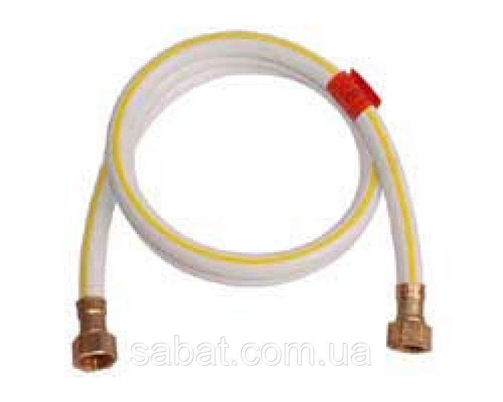 Шланг газовый резиновый белый 1метр