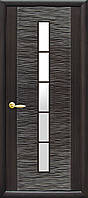 Двери межкомнатные Дюна Венге ПО (Новый стиль)