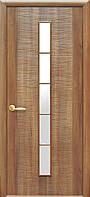 Двери межкомнатные Дюна Золотая ольха ПО (Новый стиль)