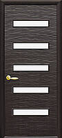 """Двери межкомнатные """"Сахара 5S"""" Венге (Новый стиль)"""
