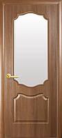 Двери межкомнатные Новый стиль Вензель Золотая ольха ПО