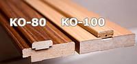 Дверная коробка деревянная 100 мм