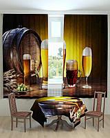 Подборка фотоштор для любителей пива