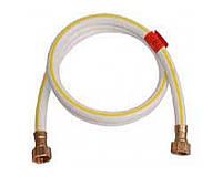 Шланг газовый ПВХ белый 1.2 метра