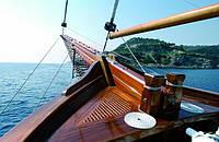 Лак яхтный полиуритановый