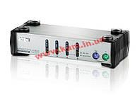 ATEN CS-84AC Desktop Master View KVM 4 ports KVM (CS-84A)