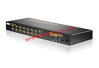 ATEN VS-1601 Video Switch 16-портовый видео перекл (VS-1601)