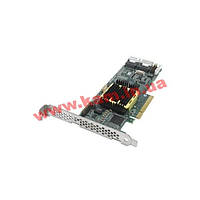 Adaptec SAS RAID 5805 8-port 512MB cache PCIe x8 Kit (в комплекте 2 кабеля mSASx4 (SFF-8087) (5805)