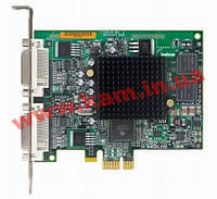 G550 32MB PCI-Ex Millennium G550 PCIe, 32MB DDR Memory, ATX bracket, PCIe 1x, DualHead® (G55-MDDE32)